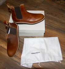 BNIB Common Projects Chelsea Boot Brown (UK 9)