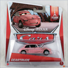 Disney Pixar Cars 2 Geartrude Paris Tour collection #5 of 7 2013 Mattel diecast
