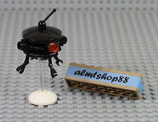 LEGO Star Wars - Imperial Probe Droid Minifigure Minifig 7666 Hoth Rebel Base