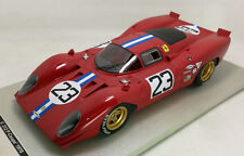Ferrari 312 P #23 5th Daytona 1970 T. Adamowicz / D. Piper Limited 100 1:18