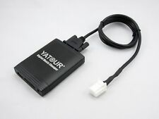Adattatore USB SD AUX in mp3 Lettore CD LEXUS 6+6 pin RX 300/330/350/400h 2004-11
