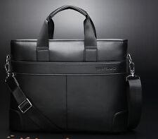 019 Men work Laptop real Leather Shoulder Messenger handBag travel business bag