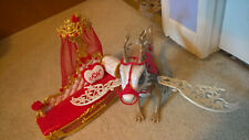 EVER AFTER HIGH Dragon Games Lot - BRAEBYRN with Apple White and accessories
