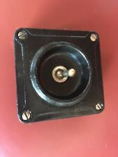 Crabtree Vintage Industrial Light Switch Perfect circa 1940