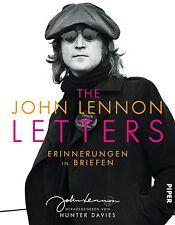 John Lennon Letters: Erinnerungen in Briefen - GERMAN - HARDBACK - VERY GOOD