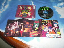 NOFX - I Heard They Suck Live (Live Recording, 1996) US CD