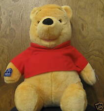 """Classic Pooh from Applause #43899 CLASSIC POOH 17"""" sitting, From Retail Store"""