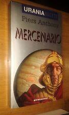 URANIA ARGENTO #  8-PIERS ANTHONY-MERCENARIO-1995-MONDADORI