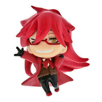 Black Butler Book of Circus Grelle Swing Key Chain Licensed NEW