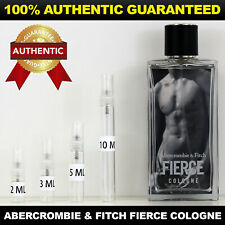 Abercrombie & Fitch Fierce Cologne 2ml 3ml 5ml 10ml DECANT ATOMIZER SPRAY
