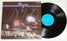 SAGA LP Vinyl 1985 Prog Rock * TOP