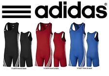 Herren adidas Base Lifter Weightlifting Suit Adidas Gewichtheben Trikot (XS-XXL)