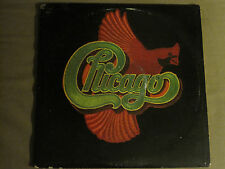 CHICAGO VIII LP OG '74 COLUMBIA PC 33100 POP ROCK PETER CETERA POSTER + IRON ON