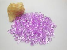 5200Pcs Fuschia Semi Bead Confetti Table Scatter Wedding Favor