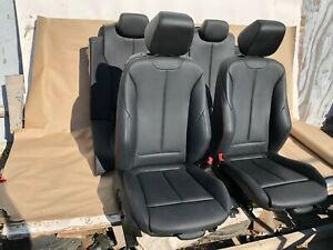 Sport Seats Leather Electric Seat Nice Upgrade!!  BMW 428I F32 45K Red Stitches
