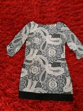 Lovely Atmospere paisley top dress 14
