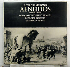 Aeneidos Trojan Horse - 1970 vinyl 2 LP set DCX 1/2 RARE LATIN
