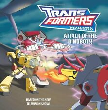 Attack of the Dinobots! (Transformers Animated) (T