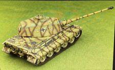 Dragon 61011 German Camo Panzer King Tiger Tank Henschel Turret 1/35 New