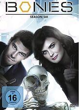 BONES - Die Knochenjägerin, Season 6 (6 DVDs) NEU+OVP