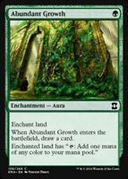 MtG x1 Foil Abundant Growth Eternal Masters - Magic the Gathering Card