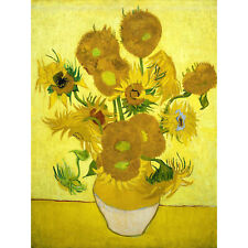 Vincent Van Gogh Zonnebloemen Extra Large Art Poster