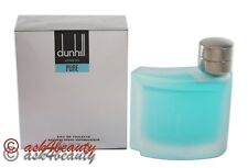 Dunhill Pure 2.5oz/75ml Edt Spray For Men New In Box