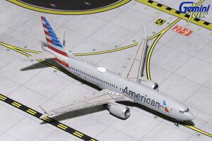 GEMINI JETS AMERICAN AIRLINES BOEING 737 MAX 8  GJAAL1708 1:400 SCALE