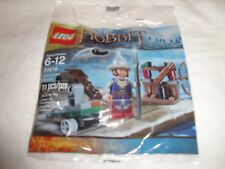 Lego The Hobbit Lake-Town Guard set 30216 new in sealed polybag