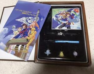 Eternal Arcadia Limited Box Sega Dreamcast Japan NEW
