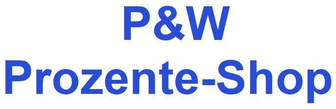 P&W-Prozente-Shop