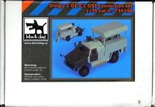 Blackdog Models 1/35 GERMAN ATF DINGO 2 GE CI GSI Resin Conversion Kit