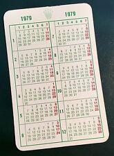 ROLEX 1979 Calendar Sea Dweller 1665 Submariner 1680 5513 COMEX 5514 Daytona OEM