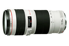 NIB Brand New Canon EF 70-200mm f/4L USM Telephoto Zoom Lens (MSRP $650)