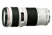 NIB Brand New Canon EF 70-200mm f/4L USM Telephoto Zoom Lens (MSRP $650)