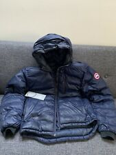 Canada Goose Mens Lodge Hoody Admiral / Navy Blue Size Small
