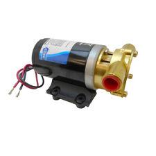 "Jabsco 23680-4003 Commercial Duty Water Puppy Pump 12 Volt 1"" Hose"