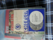 chelsea v tottenham hotspur 1974