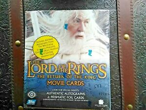 Very Rare - Lord of the Rings - Return of the King - Box Sealed