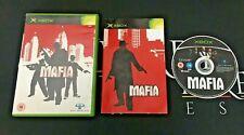 Mafia - Microsoft Xbox Game - UK PAL - TESTED/WORKING