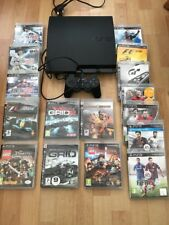 PS3 Console And 16 Game Bundle
