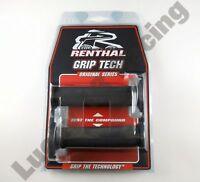 Renthal Handlebar grips G149 dark grey Firm compound road race grips