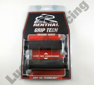 Renthal Handlebar grips G149 dark grey Firm compound road race grips