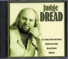 JUDGE DREAD Forever Gold Hits CD UK IMPORT REGGAE SKA