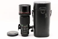 [Near Mint w/ Case] Canon New FD NFD 300mm F4 L MF Telephoto Lens from JAPAN