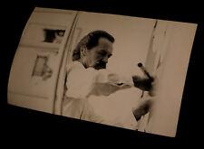 [PHOTO PHOTOGRAPHIE ORIGINALE] Georges Mathieu.