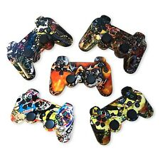 New Sealed Custom Painted Wireless DualShock Controller for Playstation 3 - PS3