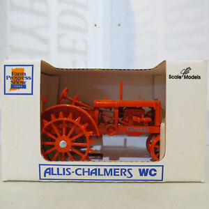 "Scale Models Allis-Chalmers WC"" Tractor Farm Progress Show   1/16 AC-FB-1574-B"