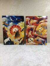 Stephen Mackey Celestial Collection of 2 Greeting Cards 5 x 7 Blank Inside