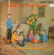 Tony Eyeliner (signé Vinyl LP) de grand-mère Feather Bed-Outlet-SBOL 4021-UK-VG/VG+